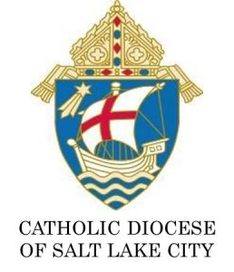 Diocese logo with name